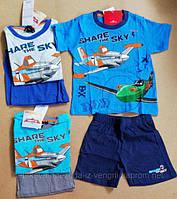 Летний костюм для мальчика Disney 98-128 см