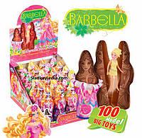 Шоколадная фигурка Barbella 24 шт 60 г (ANL)