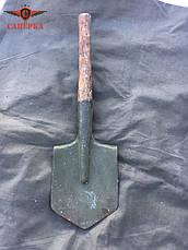 Лопата мала піхотна з чохлом РСЧА. Оригінал СРСР, фото 3