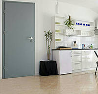 """Двери Verto Идея 1 в цвете Серый """"Симплекс"""""""