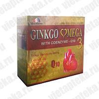 Гинкго Омега / Гинкго Билоба Средство для улучшения кровообращения