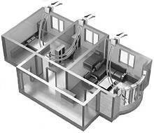 Монтаж децентрализованных систем вентиляции