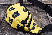 Мужская поясная сумка  Two pack 00406