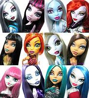 Куклы Монстер Хай Monster High( Персонажи)