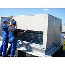 Монтаж централизованных систем вентиляции
