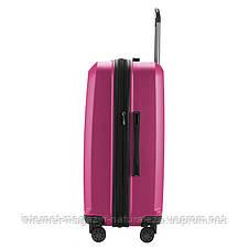 Валізи дорожні Hauptstadtkoffer Xberg maxi рожевий матовий, фото 2