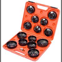 Комплект чашок для зняття масляних фільтрів Alloid НС-4017