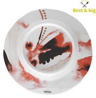 Тарелка - 275 мм, Красная (Xantia) Juno