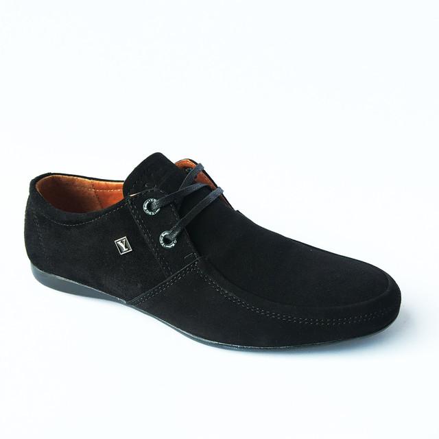 Стильная мужская, кожаная обувь Харьков мокасины замшевые, деловые