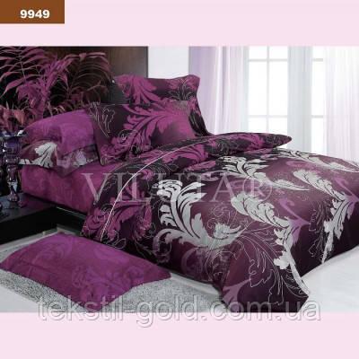 Двуспальный комплект постельного белья VILUTA ранфорс 9949