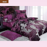 Полуторный комплект постельного белья VILUTA ранфорс 9949