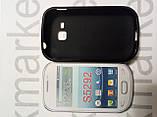 Case for Samsung S5292, силікон, чорний, фото 2