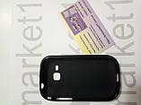 Case for Samsung S5292, силікон, чорний, фото 3