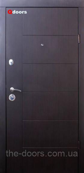 Дверь входная Qdoors модель Аризона эталон