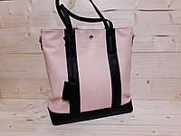 Женская сумка YSL (розовая сумка белая сумка сен лоран)