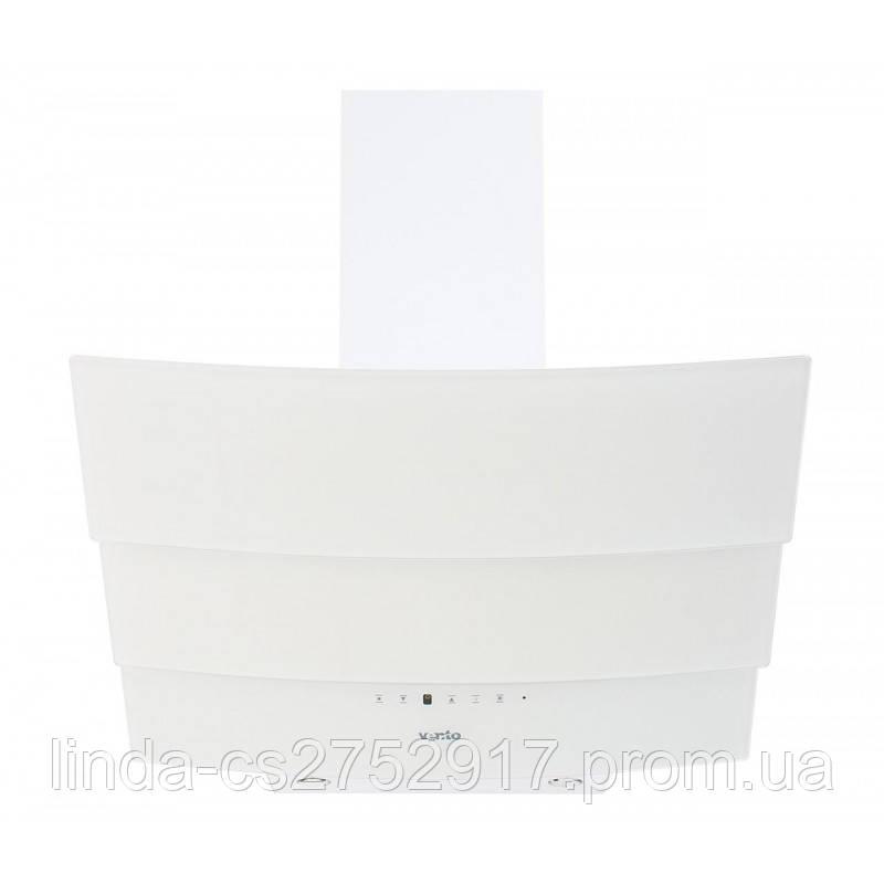 Кухонная вытяжка RIALTO 60 WH (1000) TRC IT VentoLux, наклонная кухонная вытяжка