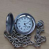 Чайка Кварц кварцевые карманные часы