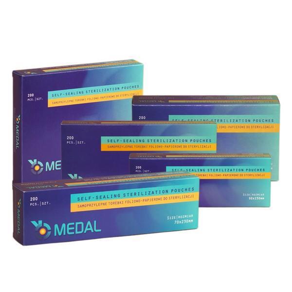 Пакети для стерилізації