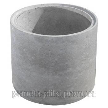 Железобетонное кольцо для колодца КС 10.6-П - BudUA в Киеве