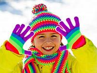 Купи шапку - получи перчатки в ПОДАРОК