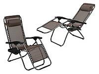 Складные стулья BROWN