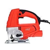 Raitool ™ 500W Handle Jigsaw Набор Электрическая машина для резки режущего инструмента Инструмент с руководством Лазер
