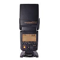 Yongnuo YN568EX III 2.4G TTL Высокоскоростной беспроводной вспышкой Speedlite для Canon Nikon
