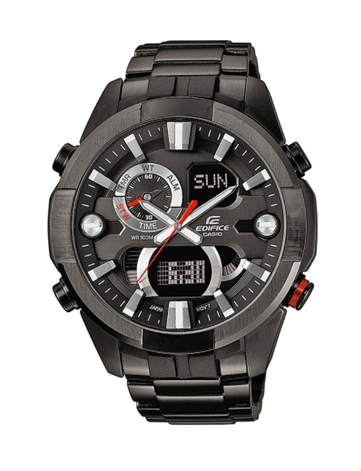 Часы Casio Edifice ERA-201BK-1A9