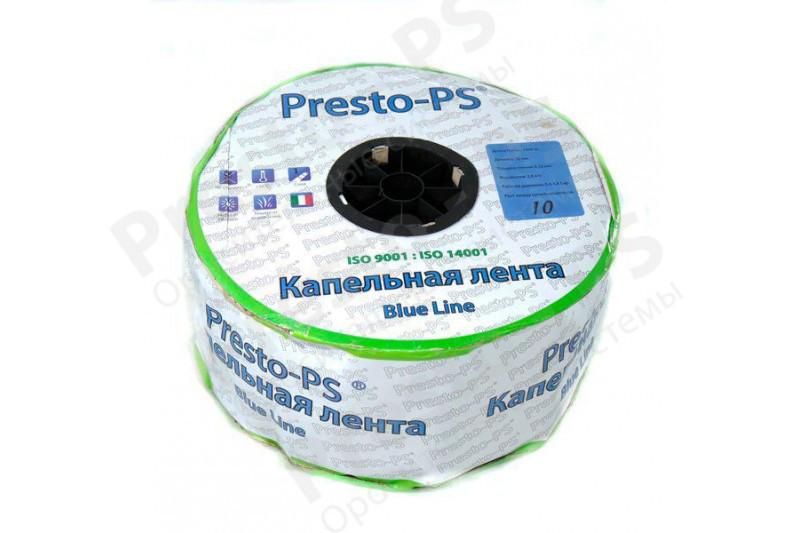 Капельная лента щелевая Presto-PS BL-30-500(2.7 л/час)
