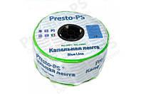 Капельная лента щелевая Presto-PS BL-10-500(2.2 л/час)
