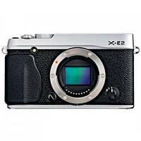 Цифровой фотоаппарат Fujifilm X-E2 Silver body (16404820)