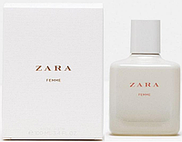 ZARA Femme EDT 100 ml  туалетная вода  (оригинал подлинник Испания)