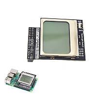 Практическая информация о процессоре 1,6-дюймовая матрица 84x48 LCD Память Дисплей Модуль с подсветкой для Raspberry Pi Zero/1/2/3