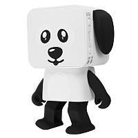 Многофункциональный беспроводной Bluetooth Динамик Портативные детские игрушки Подарки Музыка Робот Danding Собака Динамик