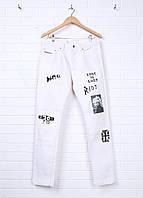 (Уценка) Джинсы мужские DIESEL цвет белый размер 28 31 32 34 арт (УЦ)00SJ79