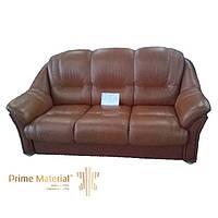 """Кожаный комплект """"Roma"""" диван тройка + 1 кресло"""