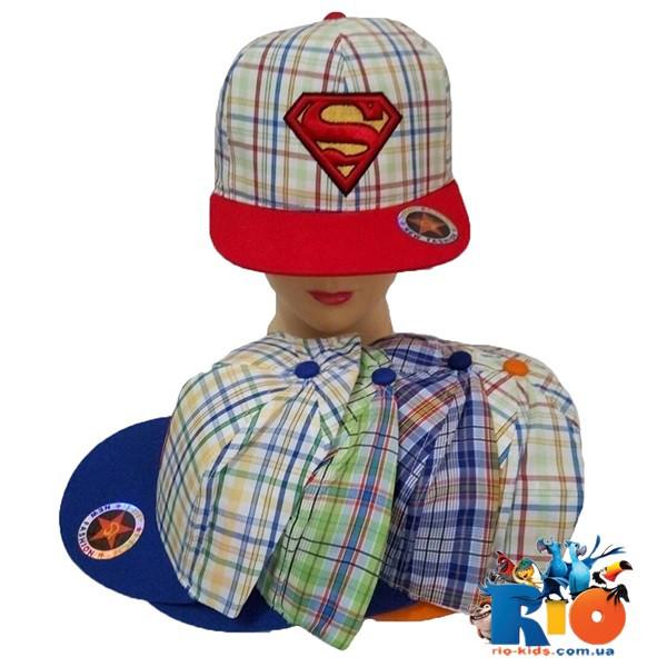 Детская кепка Рэп, для мальчика р-р 52-54 (5 ед в уп)