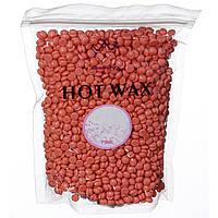 Воск в гранулах Hot Wax Гранат
