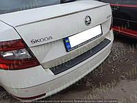 Lip-спойлер на багажник Skoda Octavia A7