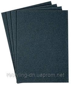 Водостойкие шлифовальные листы на бумажной основе, PS 8 C р100 230*280