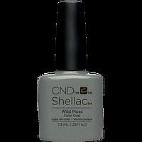 СND SHELLAC WILD MOSS 7,3 МЛ