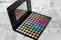Профессиональная палитра теней для макияжа 88 цветов полноцветная