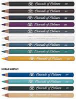 Карандаш для глаз cascade of colours