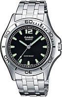 Мужские наручные часы Casio MTP-1258PD-1AEF серебристый, фото 1