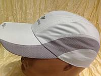 Бейсболка из плащёвки размер 57-59 цвет светло серый