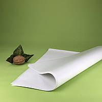 Бумажный лист 320*320 (35 г/м2) селиконизированный, белый
