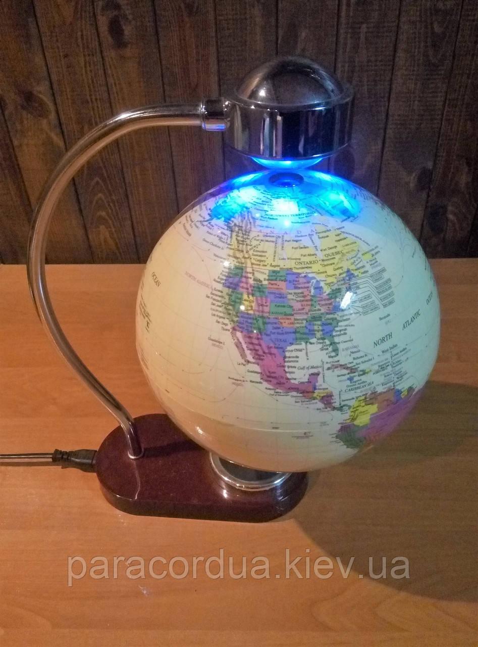Глобус подарочный , школьный на магнитной основе.