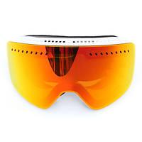 Снегоходы Лыжные очки мотоцикл Ветрозащитный Пылезащитный Очки УФ-защита