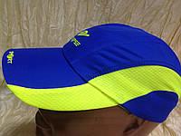 Бейсболка из плащёвки размер 55-57 цвет ярко синий, фото 1