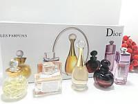 Набор мини-парфюмов Christian Dior Les Parfums 5*5 мл
